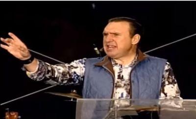 Rodney Howard-Browne leading 12-day gospel crusade in Cape Town