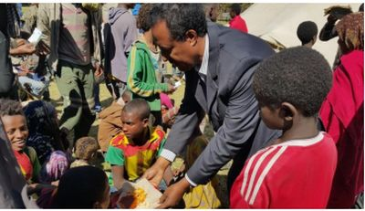 Souls saved, lives changed through mission in Dessie, Ethiopia