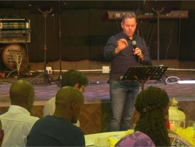 Love Pretoria East — a church leadership network that works
