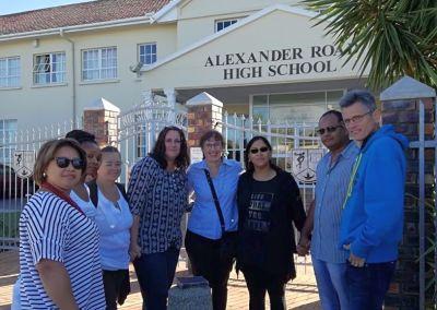 Pupil attacks prompt school prayer meeting