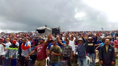 First Mighty Men Eastern Cape made an impact