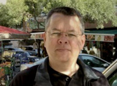 Trump speaks out for Pastor Andrew Brunson after 'disturbing' trial twist