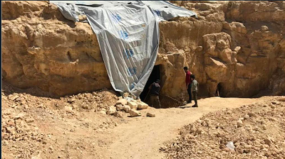 Archaeologists uncover ruins of ancient Christian hideout under town formerly held by ISIS