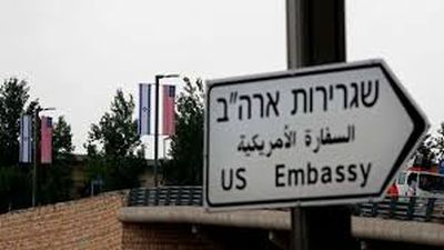 WATCH historic opening of US embassy in Jerusalem live this afternoon