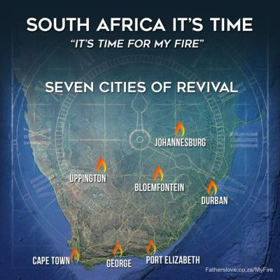 'Blueprint' released for world revival to start in SA