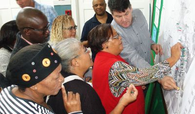 Nelson Mandela Bay groups tackling poverty, unemployment together