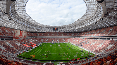 World Cup assists evangelism in Russia, despite ban