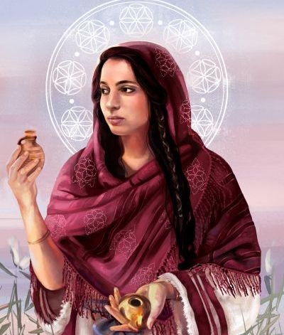 New book on Mary Magdalene released in her hometown