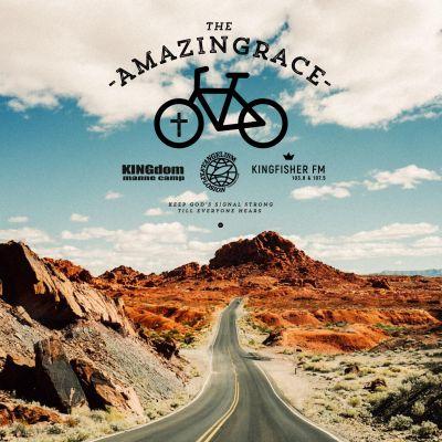 Amazingrace rides on to share Gospel, support radio station