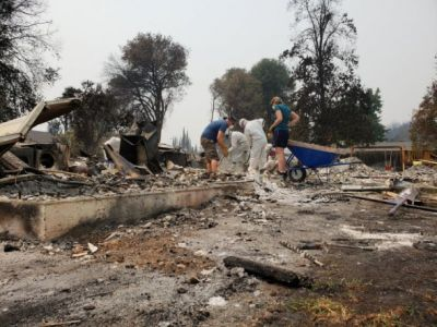 Bethel Church giving R13.4-million to families who lost homes in fire