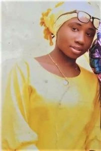 Kidnapped Nigerian schoolgirl Leah Sharibu 'appeals for rescue in audio recording'