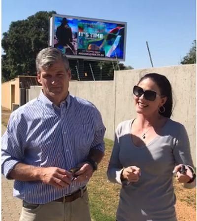 SA media companies respond magnificently to 'It's Time Pretoria' billboard challenge
