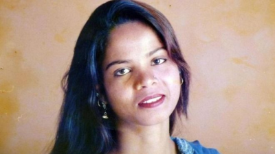 Asia Bibi released from Pakistani prison