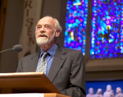 Eugene Peterson dies at 85 — joyful to the end