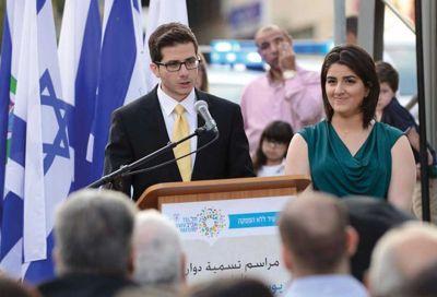 Israel's Arab Christian ambassador to Muslim nation praises Holocaust-survivor musician — Charles Gardner
