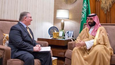 US Christian leaders meet with Saudi crown prince