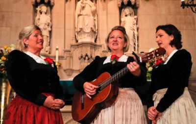 200 years of 'Silent Night': Singers mark carol's birthday