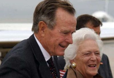 George HW Bush: 'I don't believe an atheist could be president'
