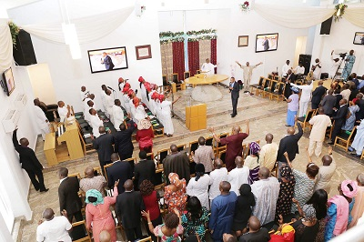 Nigerian church hosting 30-days non-stop praise  event over elections