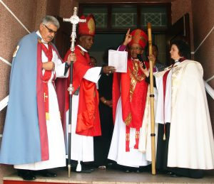 PE celebrates consecration, installation of new Anglican bishop