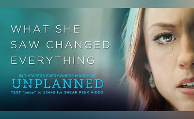 WATCH: Trailer released for movie 'Unplanned' about abortionist's conversion to pro-life activist