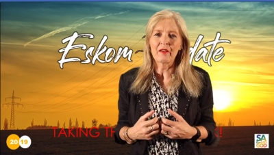 WATCH: Powerful prayer and fasting for Eskom