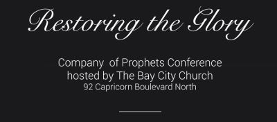 Company of Prophets meeting in Cape Town