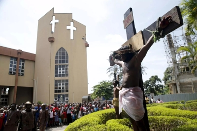 Africa set to be global centre of Christianity for next 50 years