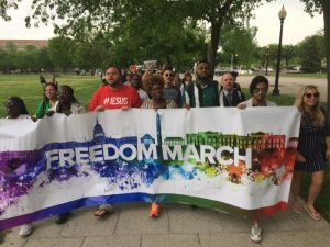 Ex-LGBT men, women to share stories of transformation at Freedom March
