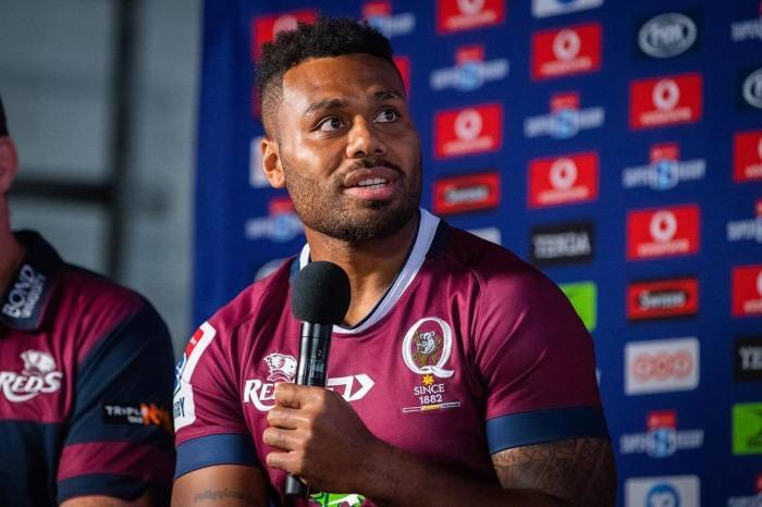 Rugby star clarifies apology to fans for saying 'I love you Jesus' during Easter