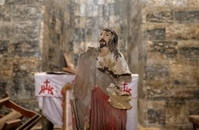 Christianity in Iraq is 'perilously close to extinction', says archbishop
