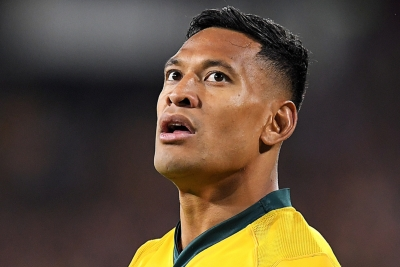 Israel Folau suing over rugby sacking