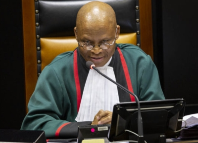 Time for Christians to live out their faith without fear — Chief Justice Mogoeng