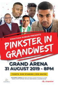 Jonathan Rubain to perform solo gospel concert at GrandWest Casino in August