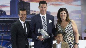 Cristiano Ronaldo's mother: 'I wanted an abortion, but God said no'