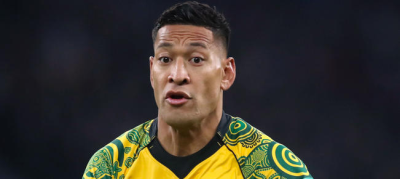 Money pours in for Israel Folau's legal battle