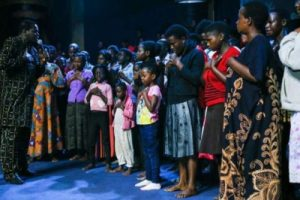 All-night revival service in Uganda still going strong, every day, after nearly 3 years
