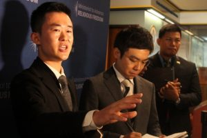 North Korean defector says cousin's entire family executed for sharing Gospel