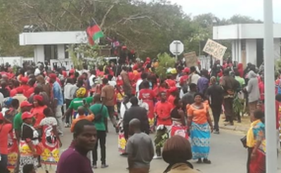 Week of repentance, prayer for peace called in unrest-hit Malawi