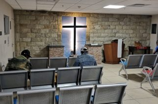 Visionary, new chapel is worthwhile prayer stop at OR Tambo airport