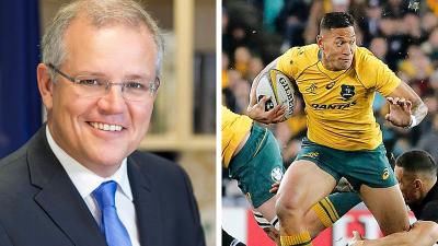 Australian Govt to introduce religious discrimination law in wake of Folau case