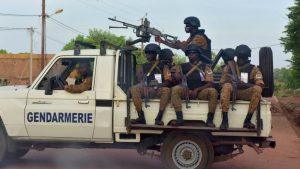 Terrorist attack on military base in northern Burkina Faso leaves 24 dead