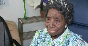 110-year-old woman credits God's blessing for longevity