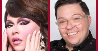 He was a drag queen for 20 years, then he found Jesus