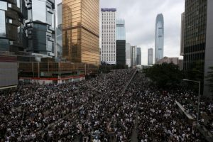 Hong Kong crisis reflects religious freedom struggle in mainland China