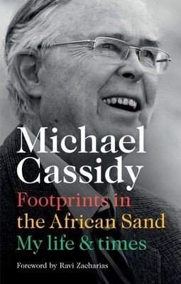 Michael Cassidy's memoirs available at book launches around SA