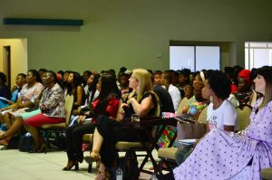 Rewriting stories of women for God's glory at Polokwane conference