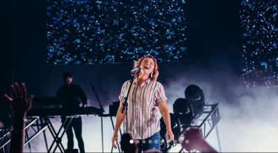 Kim Walker-Smith releases new song: 'Insatiable'