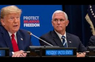 WATCH: Trump puts spotlight on religious freedom, persecution at unprecedented UN meeting
