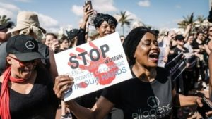 Gender violence: time for men to regain their humanity — Afrika Mhlophe